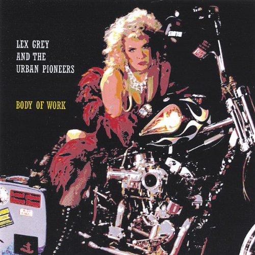 LEX GREY - BODY OF WORK